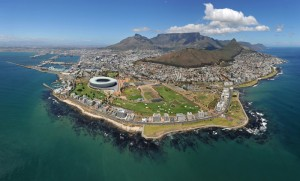 Panoramic Cape Town , Greenpoint.